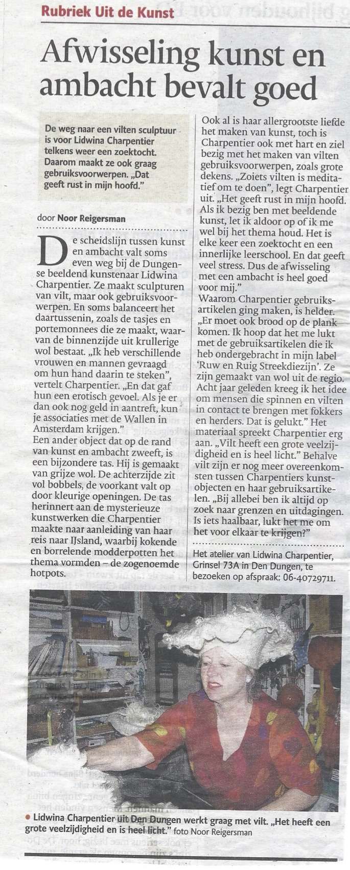 Brabants dagblad 2015